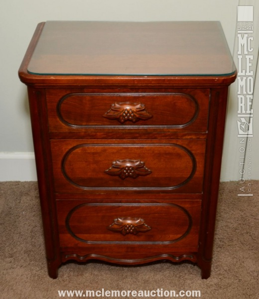 Lillian Russell Commode Night Stand by Davis Cabinet Company ...